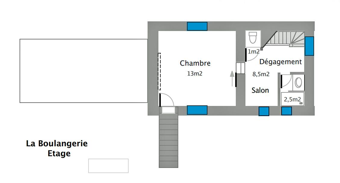 L'étage